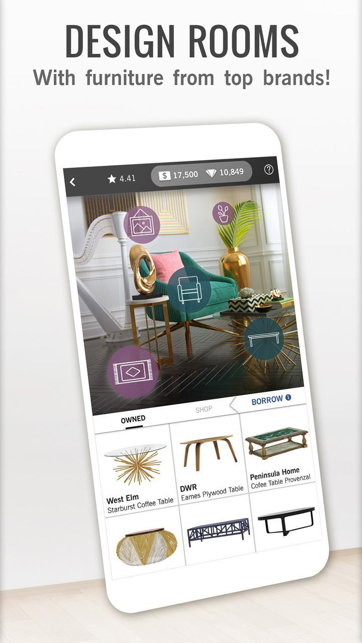Design Home game screenshot 1
