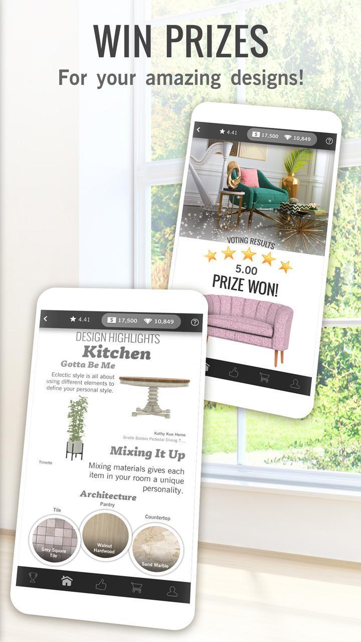 Design Home game screenshot 4