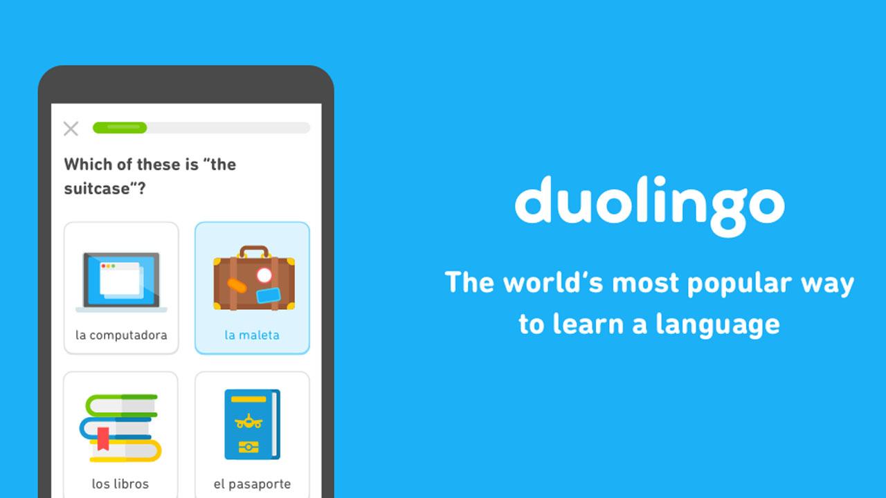 Duolingo poster
