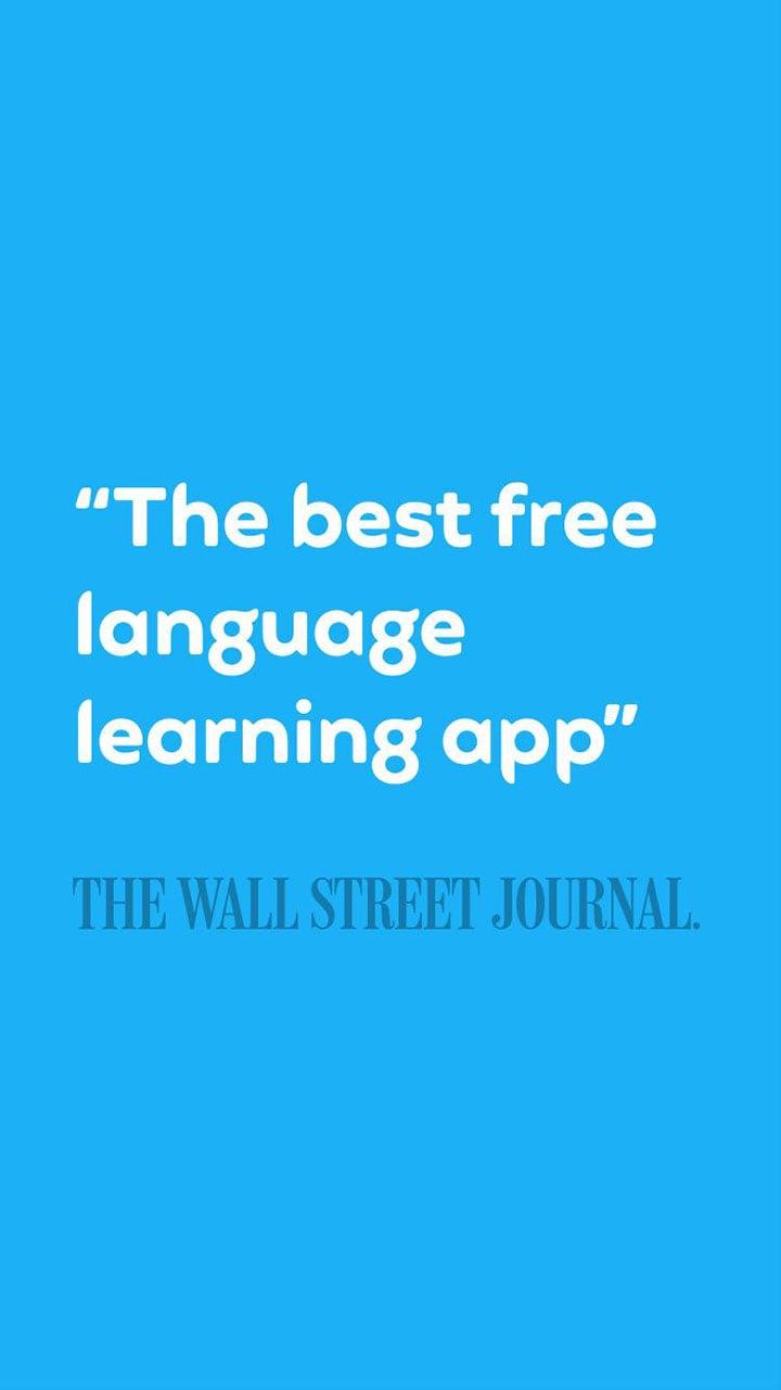 Duolingo screenshot 1