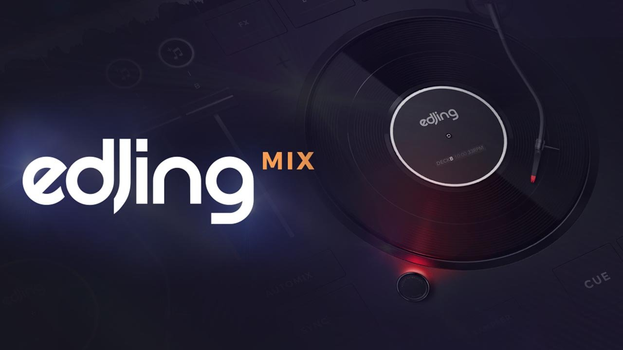edjing Mix poster