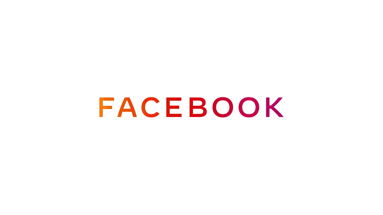 Facebook app poster