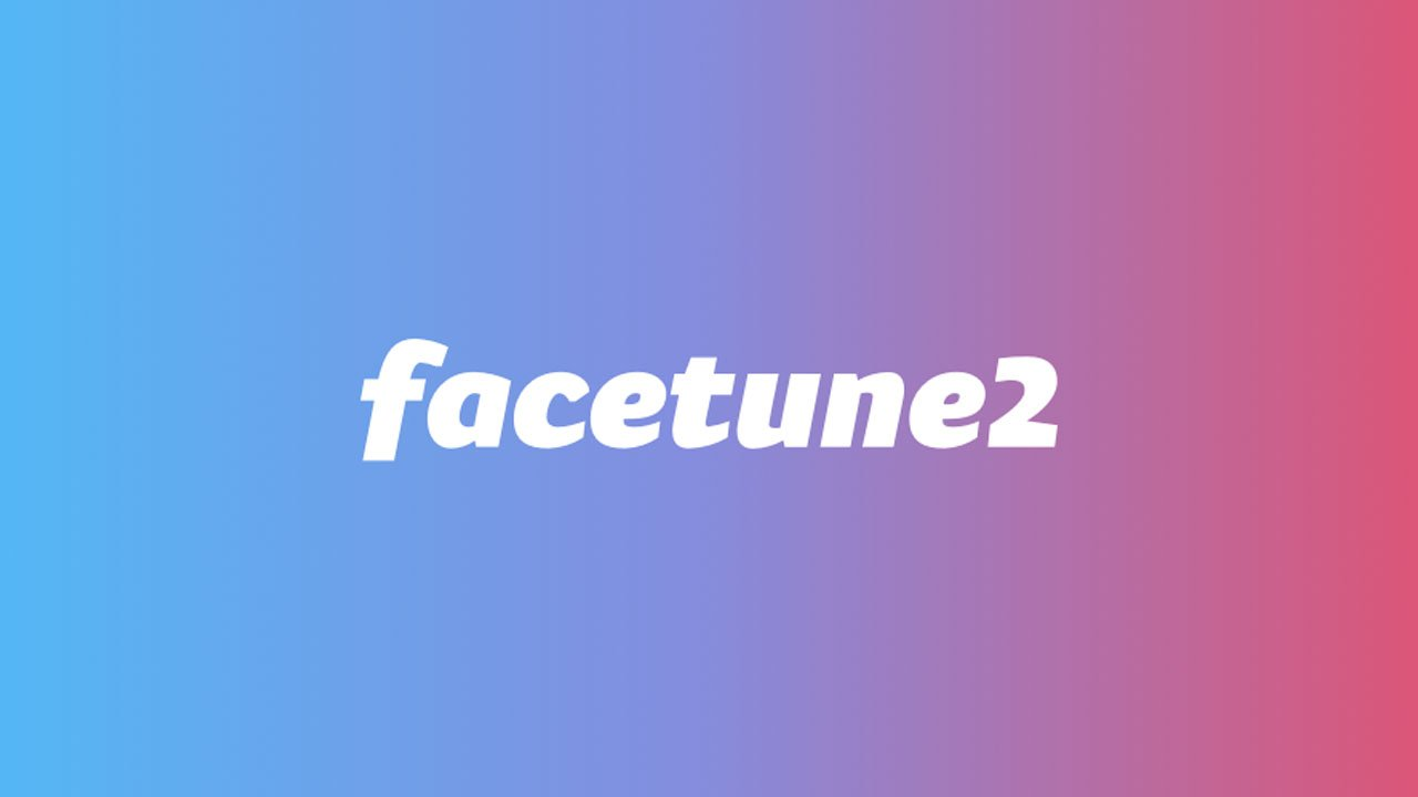 Facetune2 poster