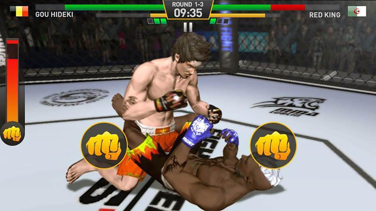 Fighting Star screenshot 1