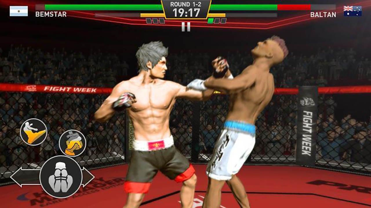 Fighting Star screenshot 2