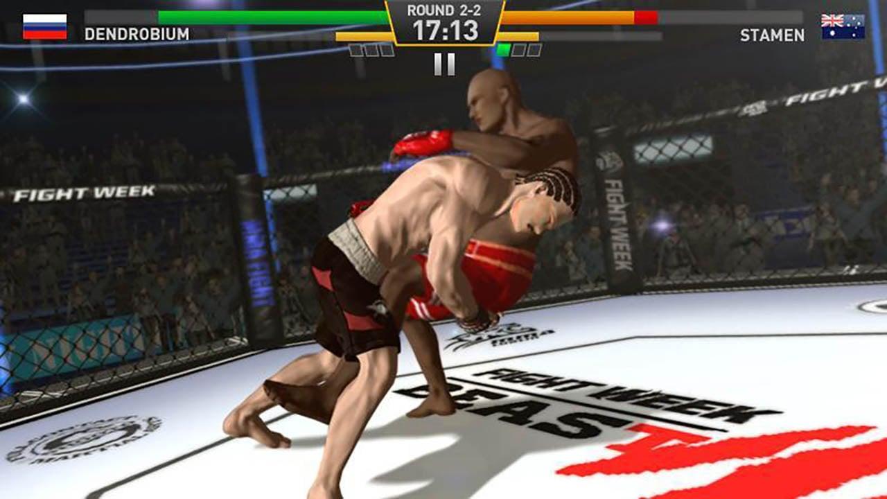 Fighting Star screenshot 3