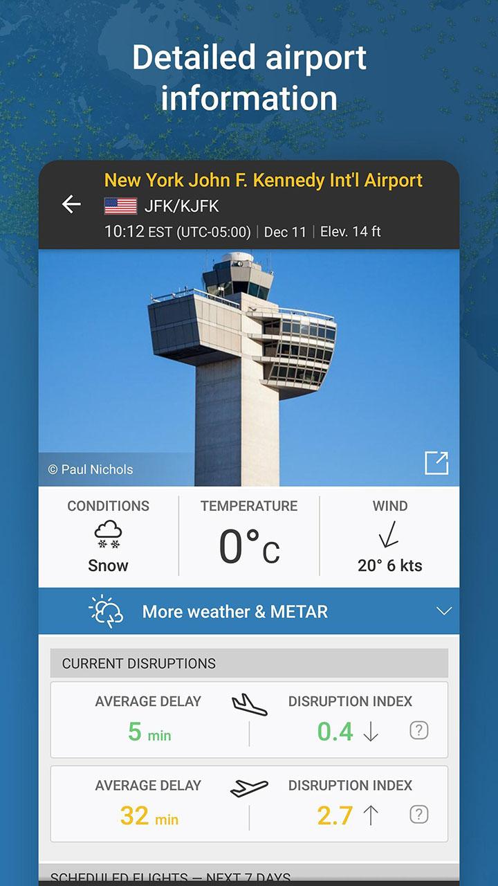 Flightradar24 Flight Tracker screenshot 3
