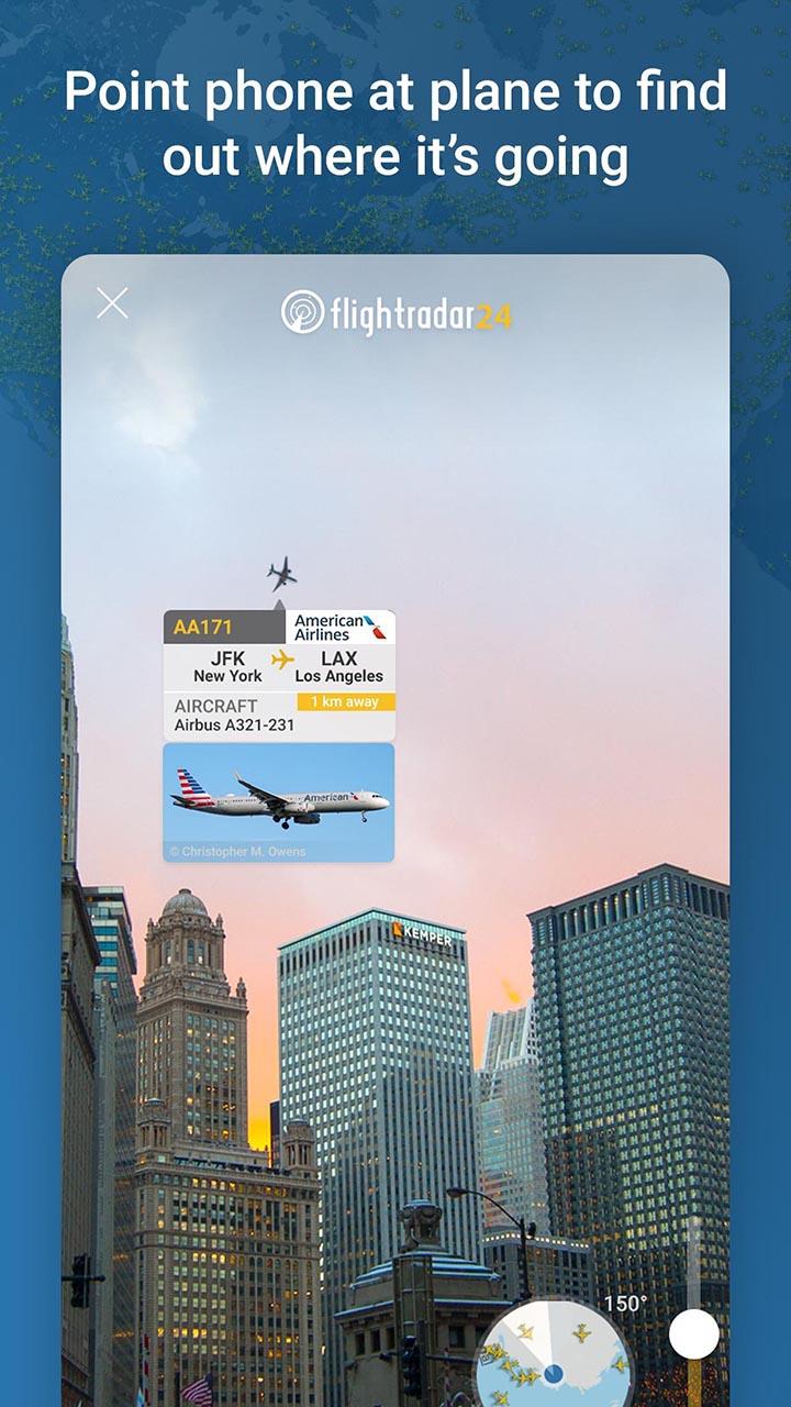 Flightradar24 Flight Tracker screenshot 4