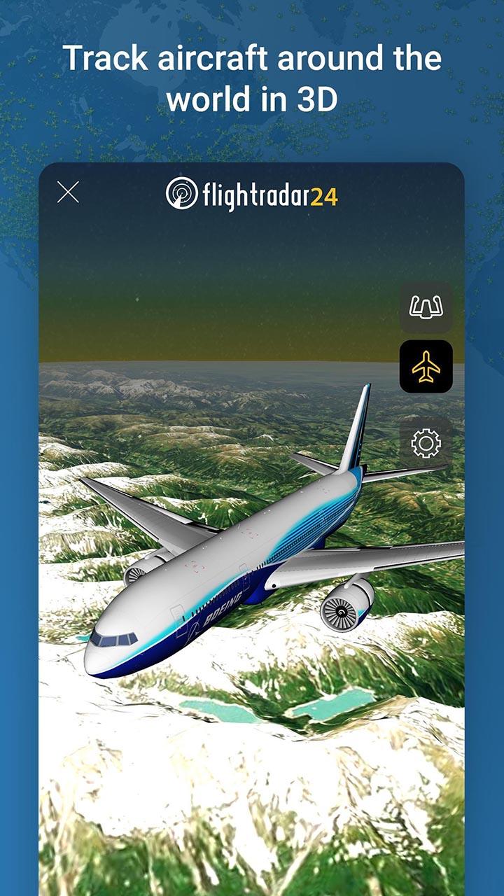 Flightradar24 Flight Tracker screenshot 5
