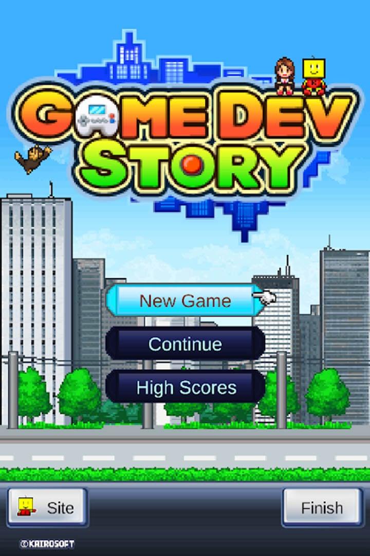 game dev story screen 2