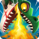 Hungry Dragon MOD APK 3.14 (Unlimited Money)