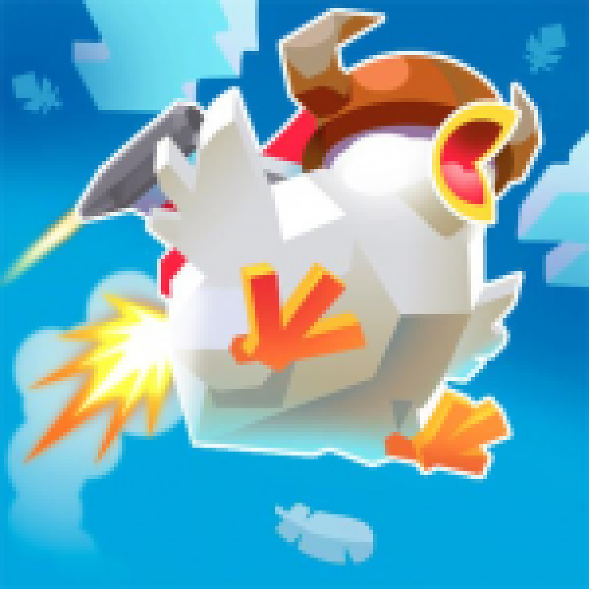 Jetpack Chicken Mod Apk 2 1 Download Unlimited Money For Android