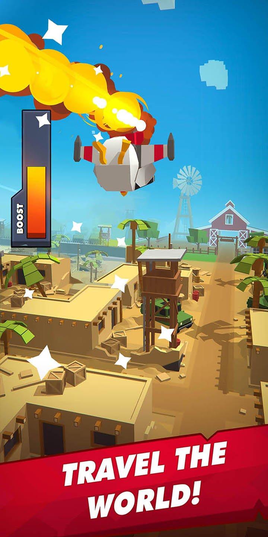 Jetpack Chicken screenshot 3