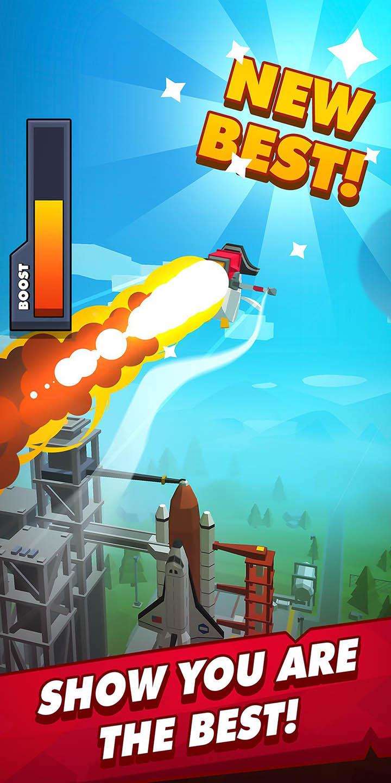 Jetpack Chicken screenshot 5
