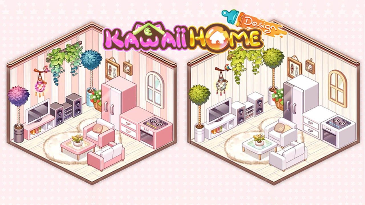 Kawaii Home Design Mod Apk 0 7 2 Download Free Shopping For Android