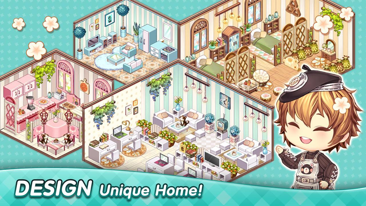 Kawaii Home Design screenshot 1