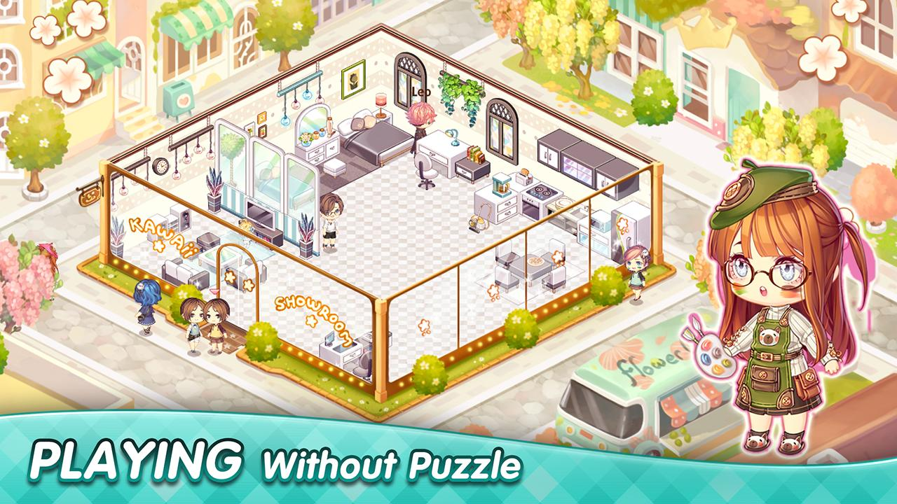 Kawaii Home Design screenshot 2