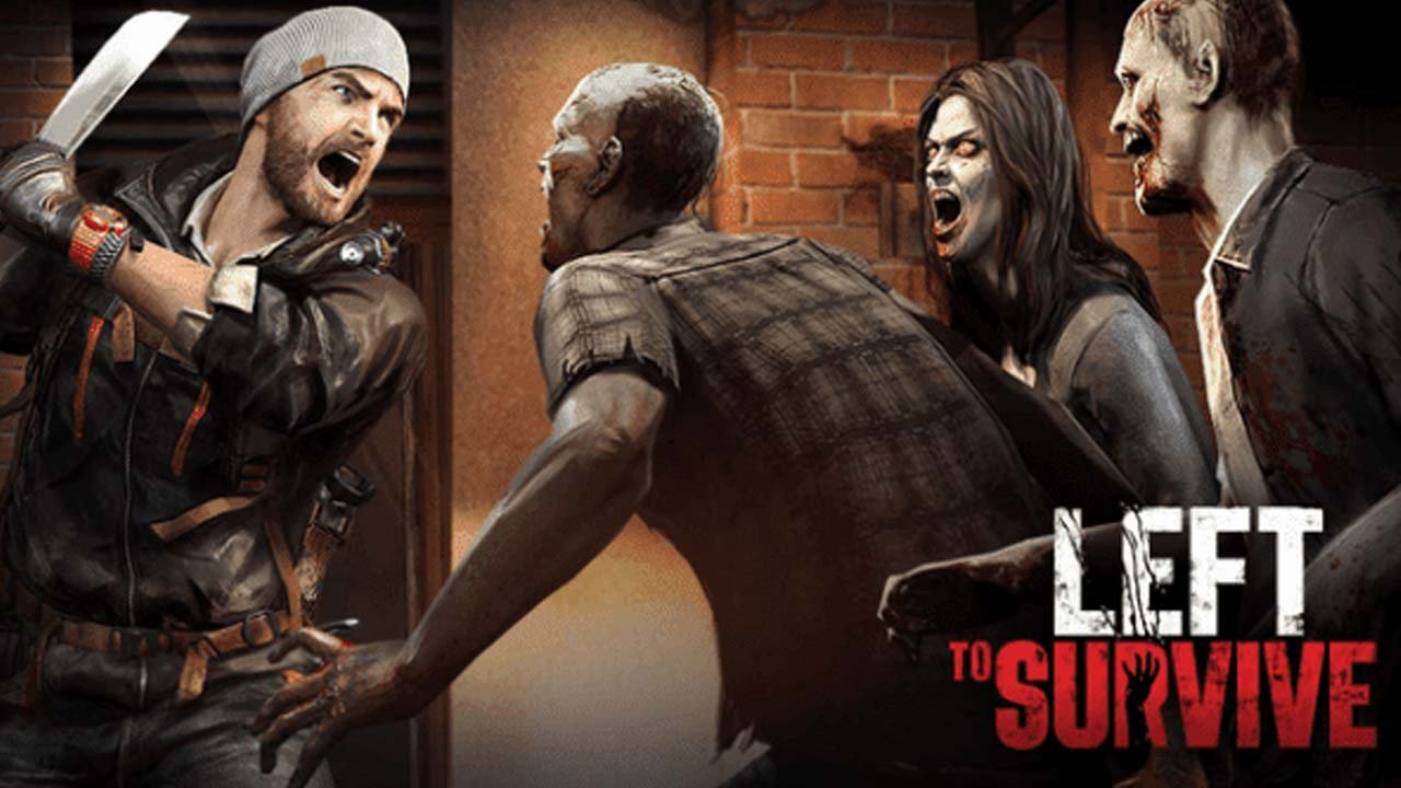 left to survive poster