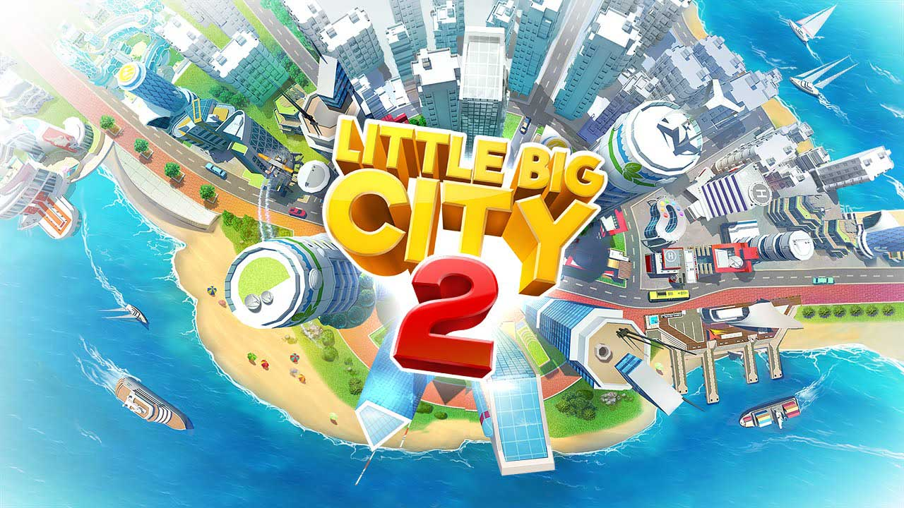 Little Big City 2 poster