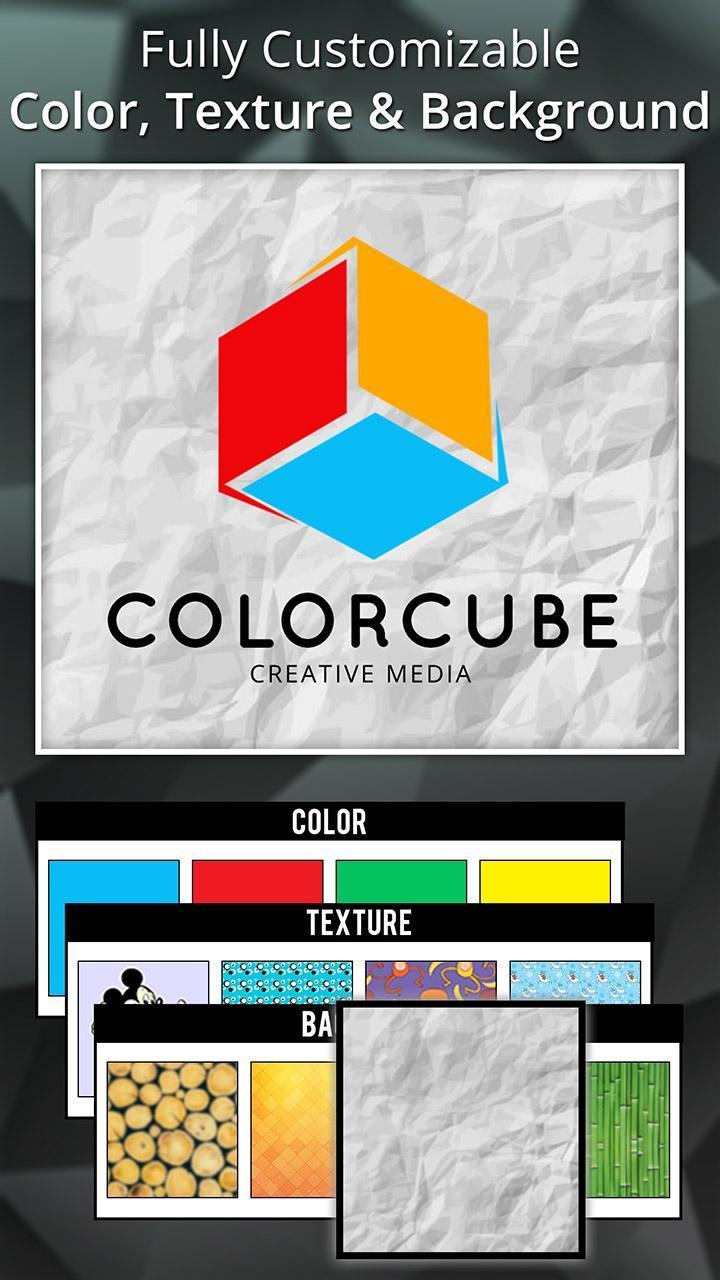 Logo Maker app screenshot 2