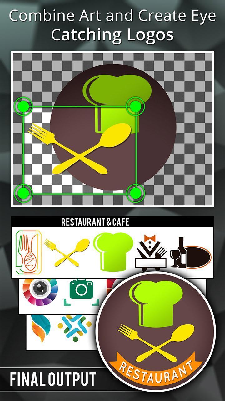 Logo Maker app screenshot 4