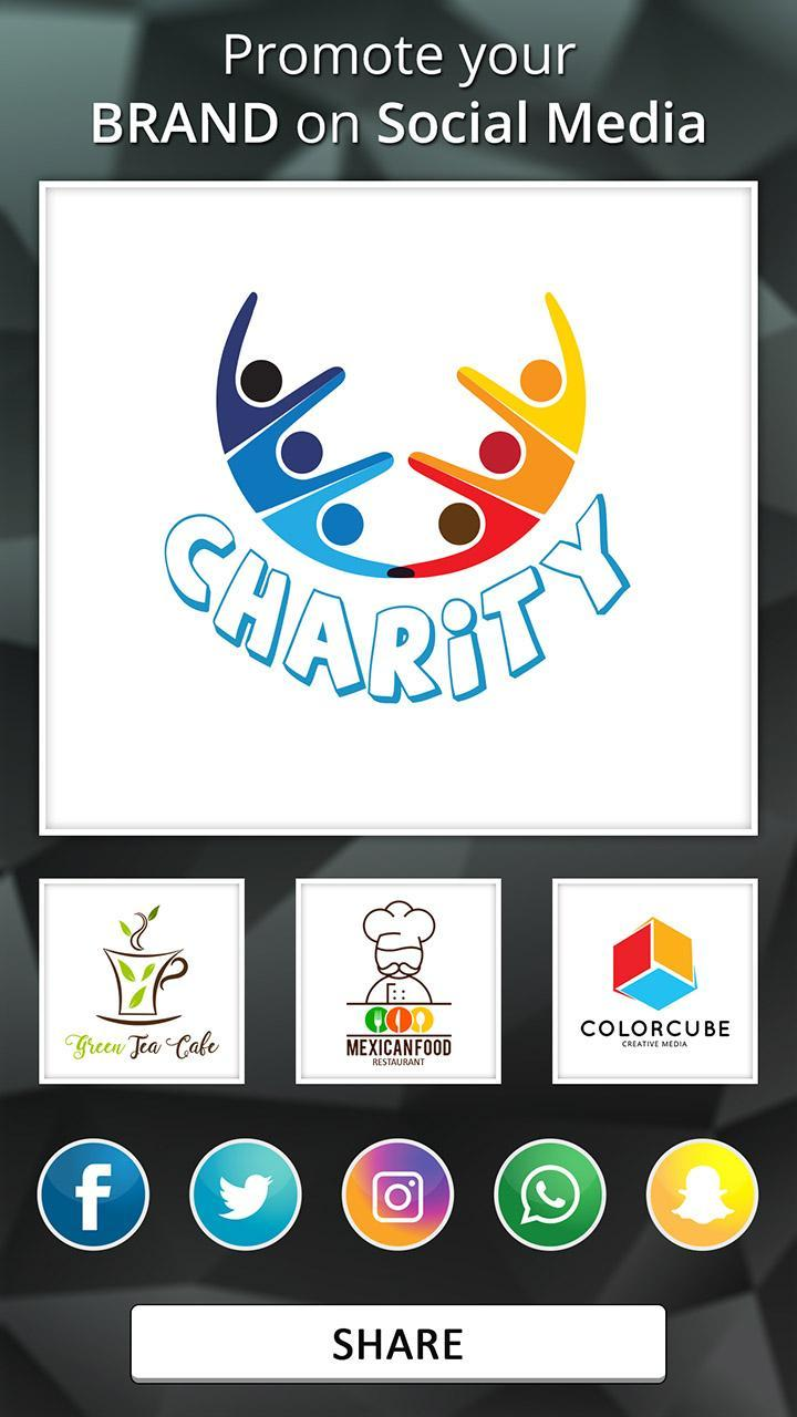 Logo Maker app screenshot 6