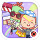 Miga Town: My Store MOD APK 1.4 (Free shopping)