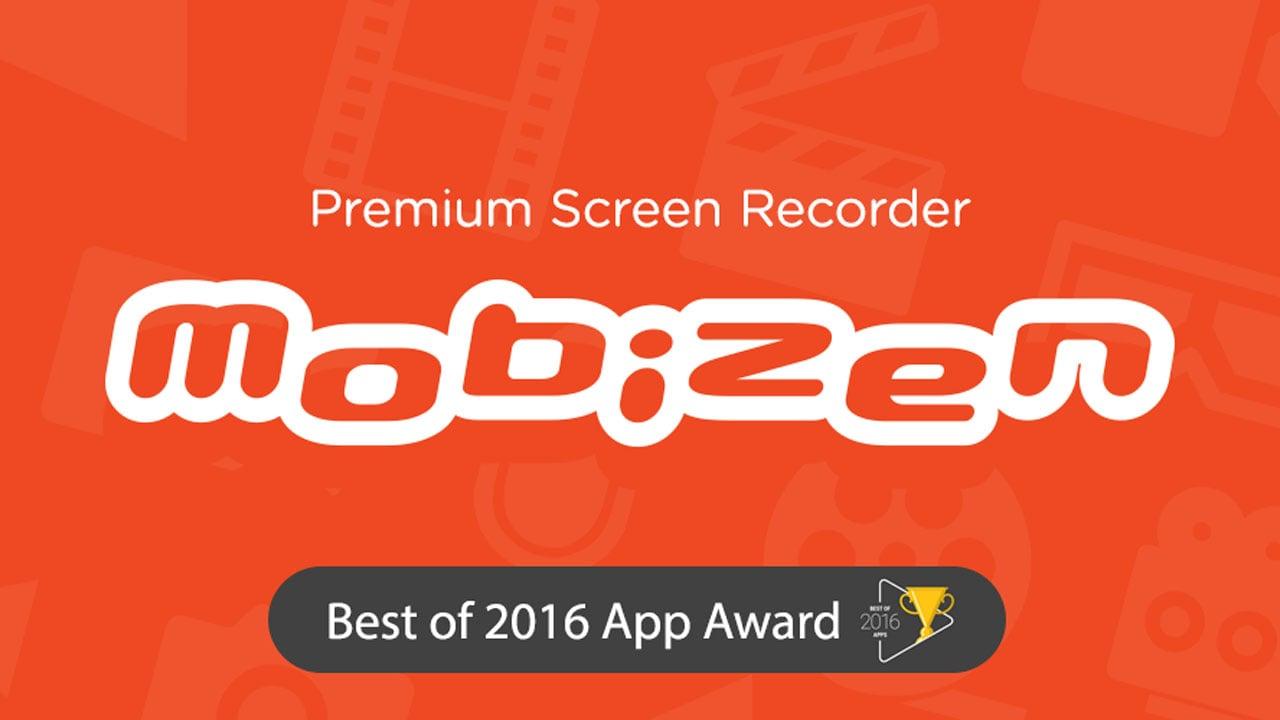 Mobizen Screen Recorder poster