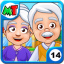 My Town: Grandparents 1.54 (Paid for free)