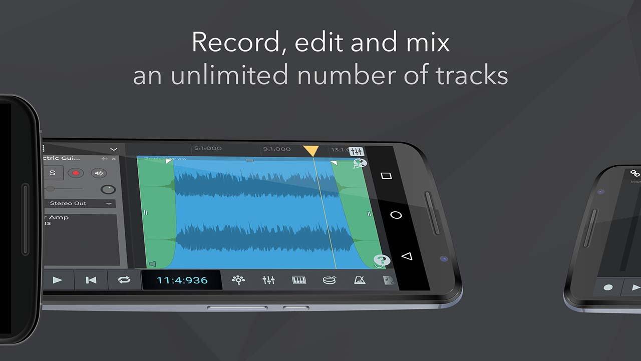 n-Track Studio 9 Pro screenshot 1