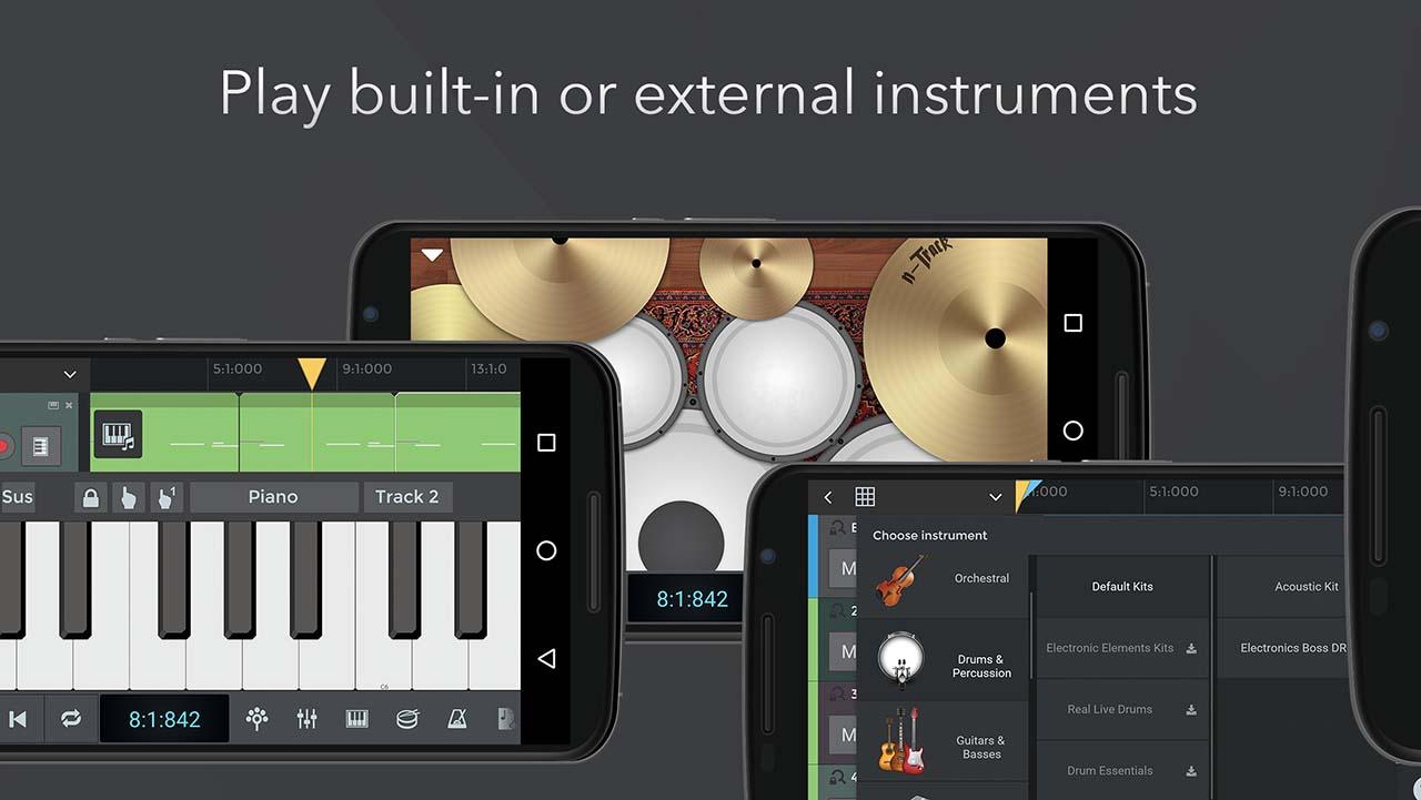 n-Track Studio 9 Pro screenshot 3