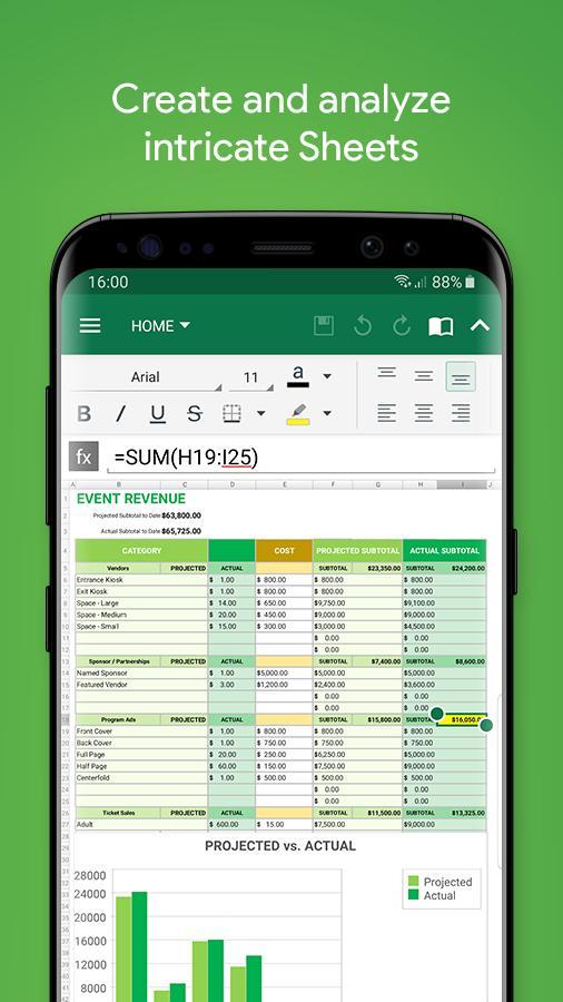 OfficeSuite screenshot 2