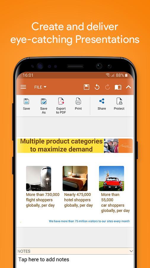 OfficeSuite screenshot 4