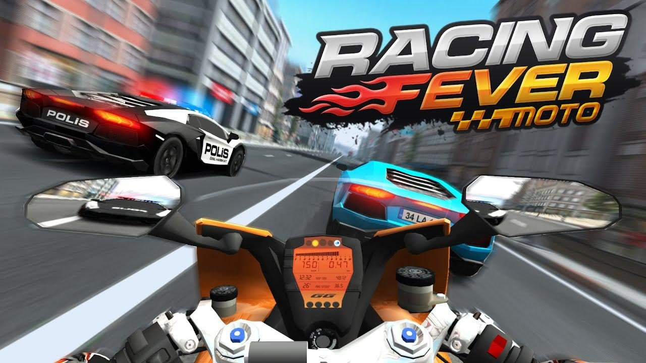 racing fever poster