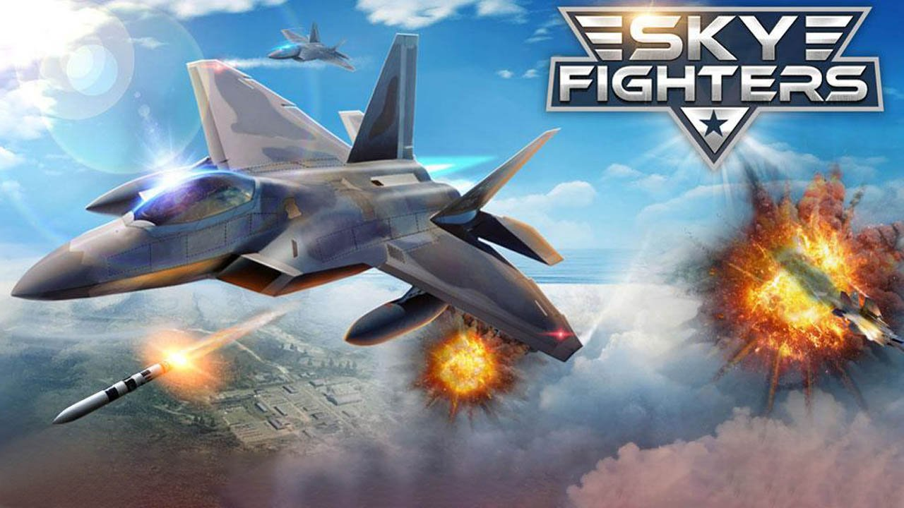 Sky Fighters 3D poster