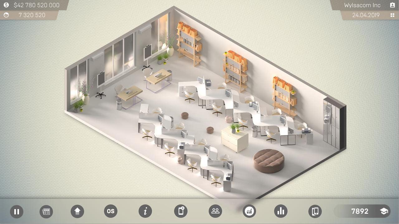 Smartphone Tycoon 2 screenshot 1