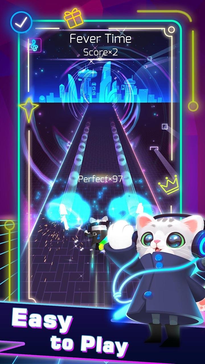 Sonic Cat screenshot 1