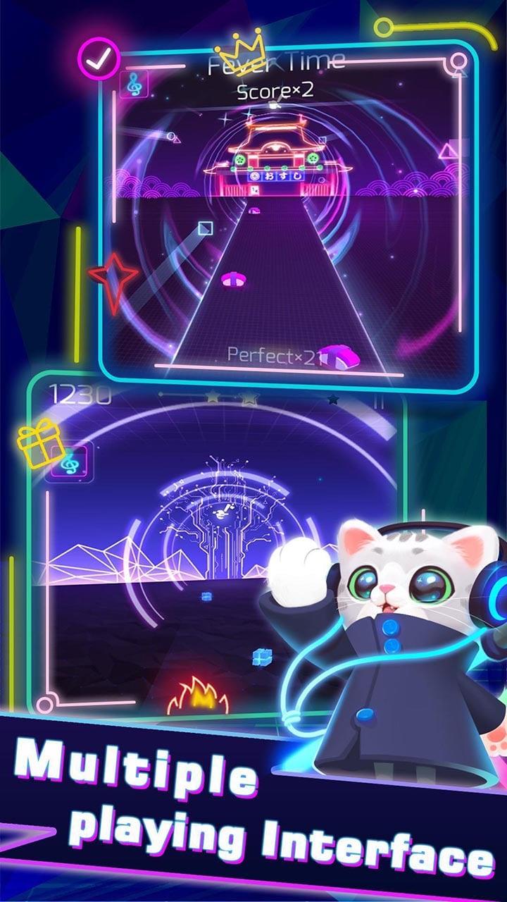 Sonic Cat screenshot 4