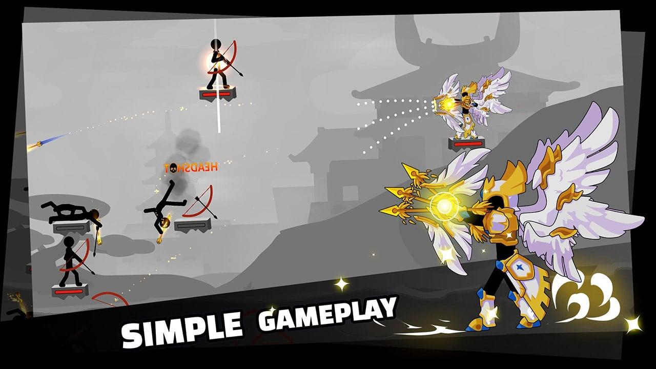Stickfight Archer screenshot 1