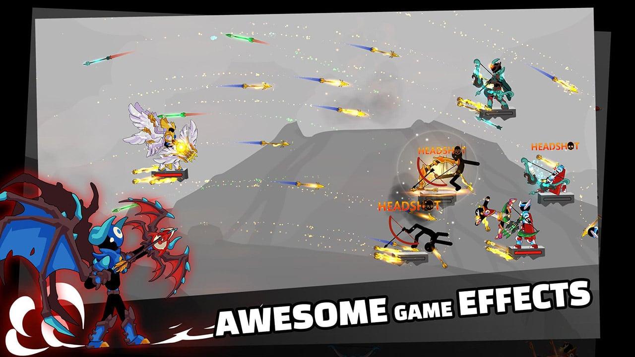Stickfight Archer screenshot 2