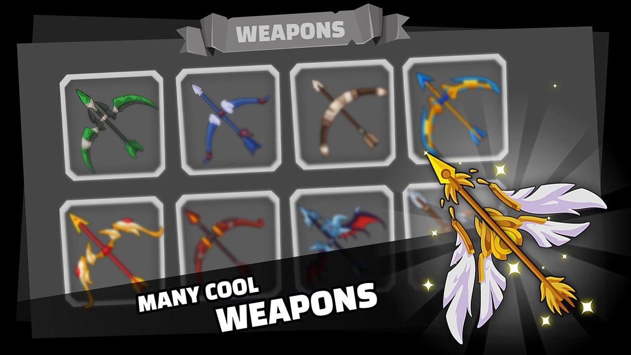Stickfight Archer screenshot 3