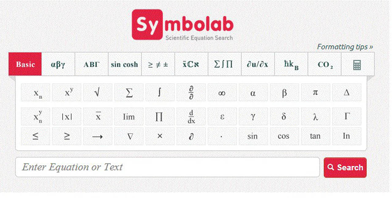 Symbolab Math solver poster