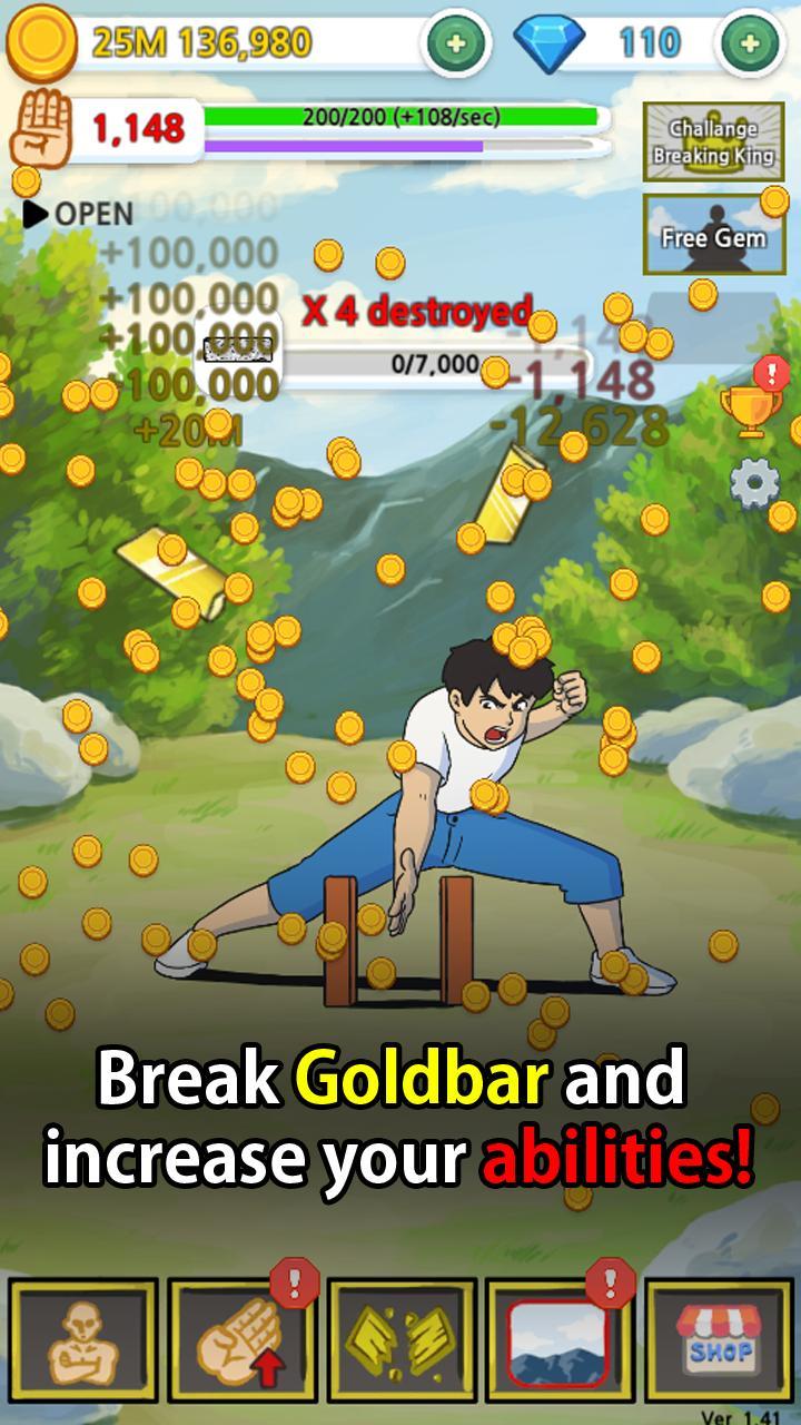 Tap Tap Breaking screenshot 3