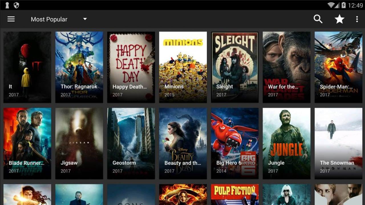 Terrarium TV screenshot