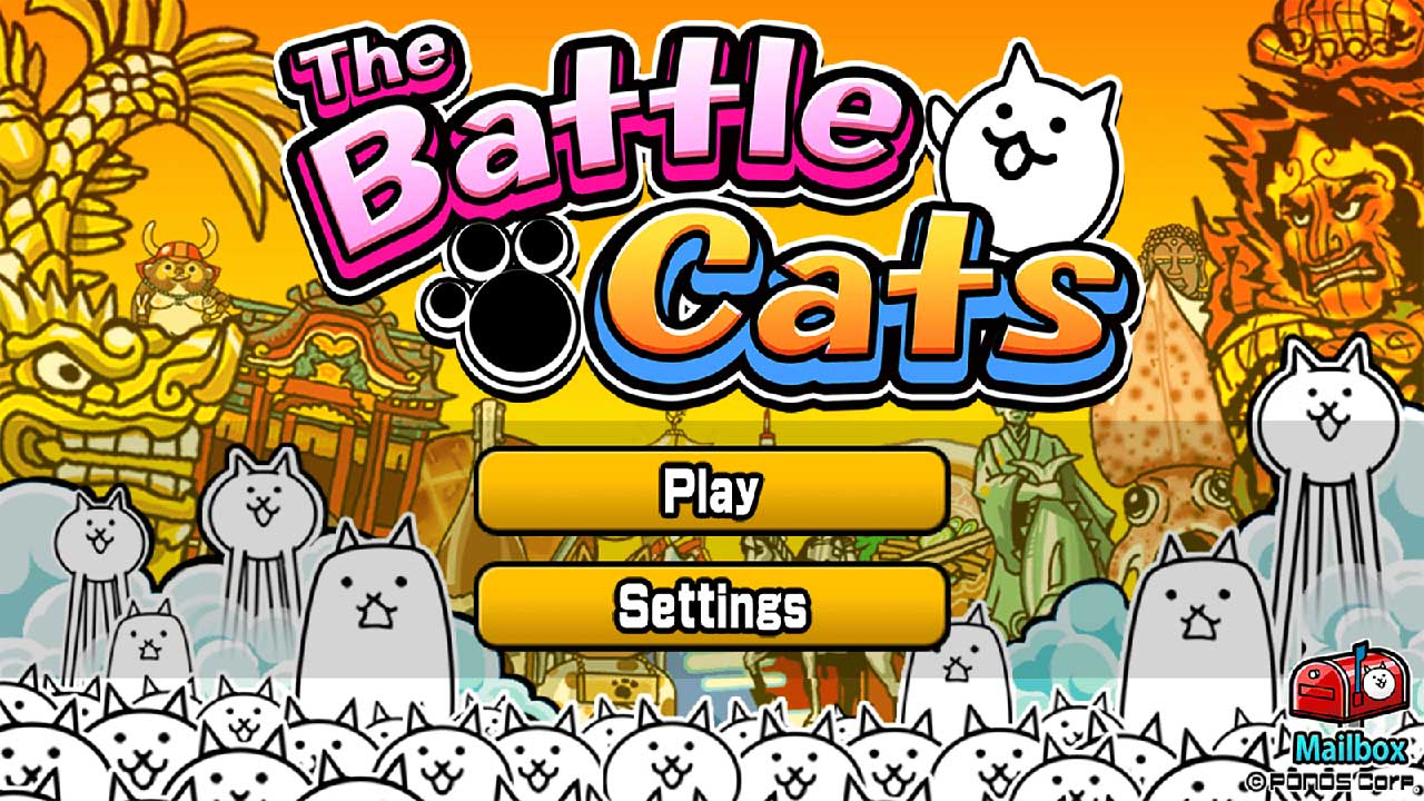 The Battle Cats poster