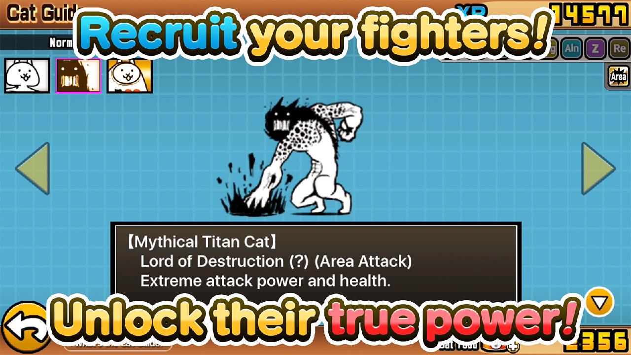 The Battle Cats screenshot 3