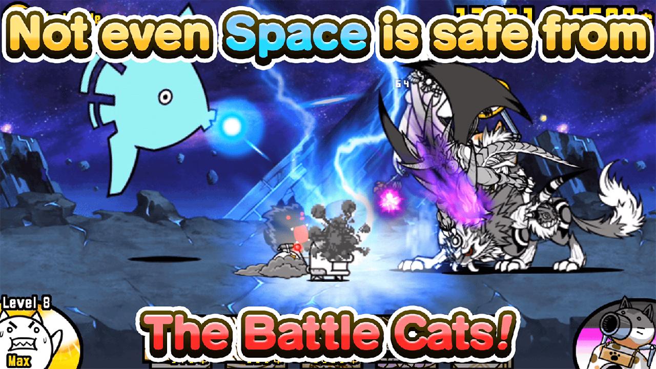 The Battle Cats screenshot 4