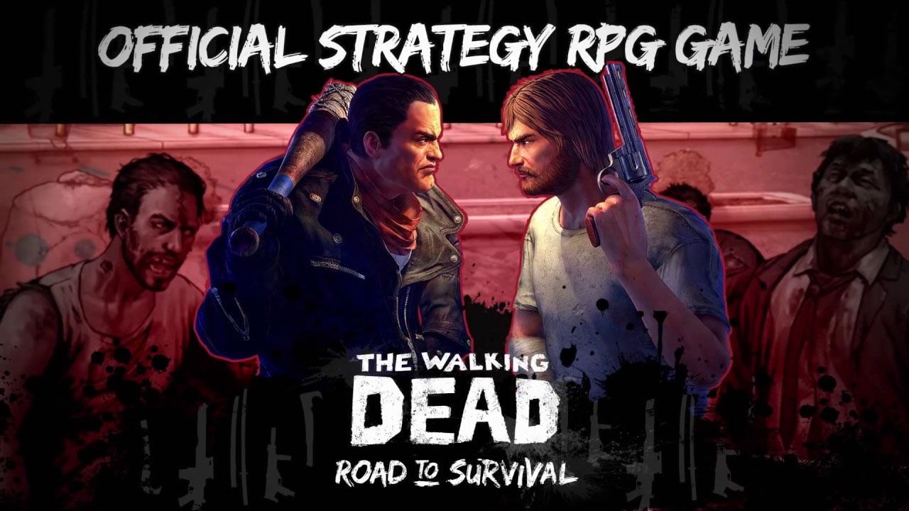 The Walking Dead: Road to Survival poster