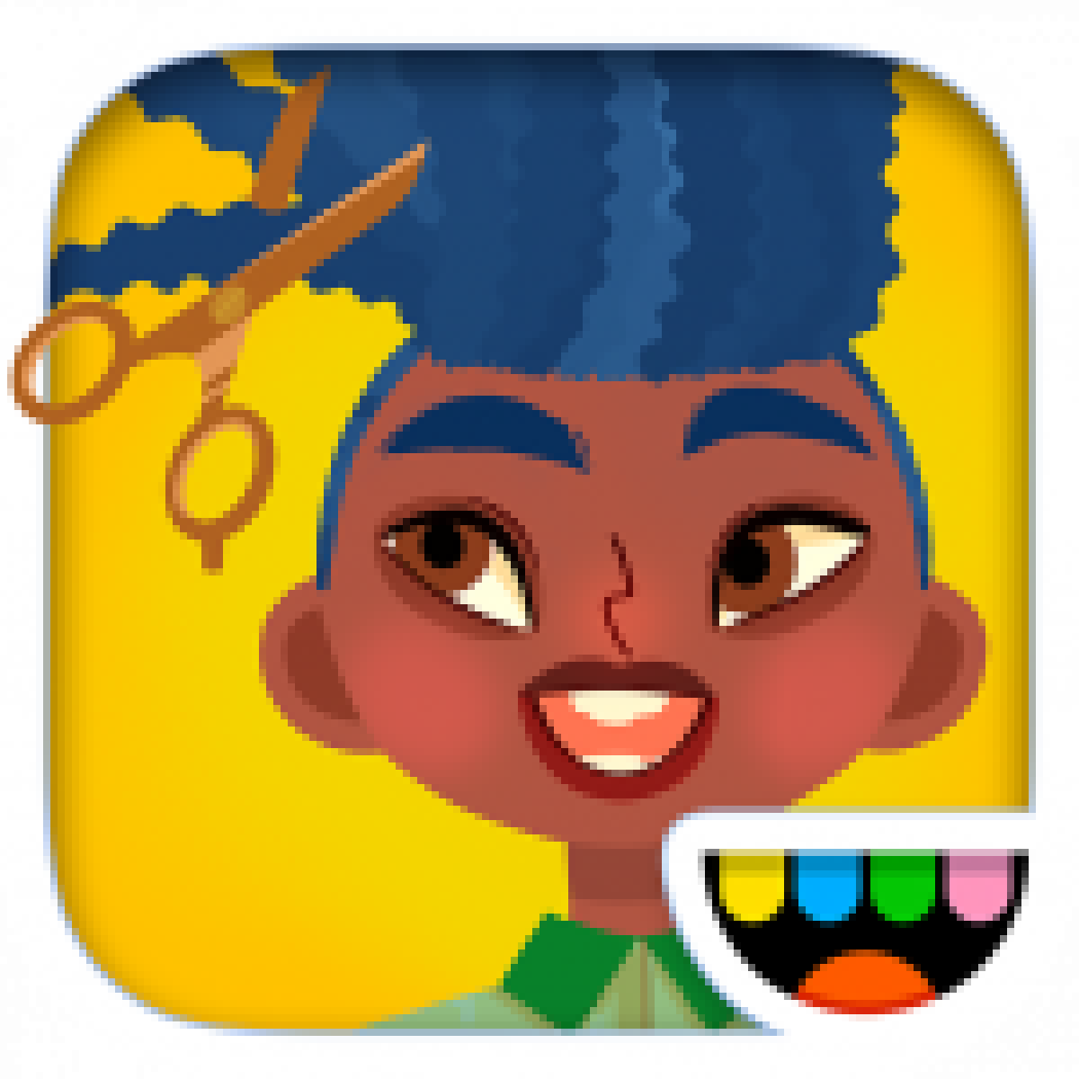 Toca Hair Salon 1000 MOD APK 100.100.100 Download (Unlocked) free for Android