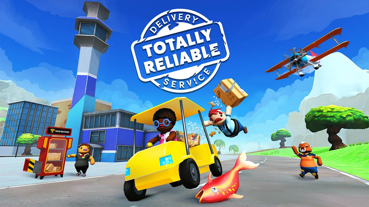Totally Reliable Delivery Service poster